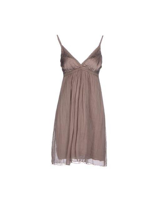Kaos | Женское Хаки Короткое Платье