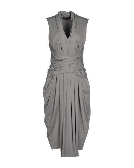 Alexander Wang | Женское Платье До Колена