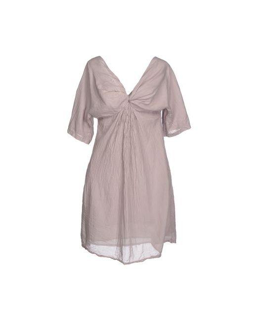 Braez | Женское Серое Короткое Платье