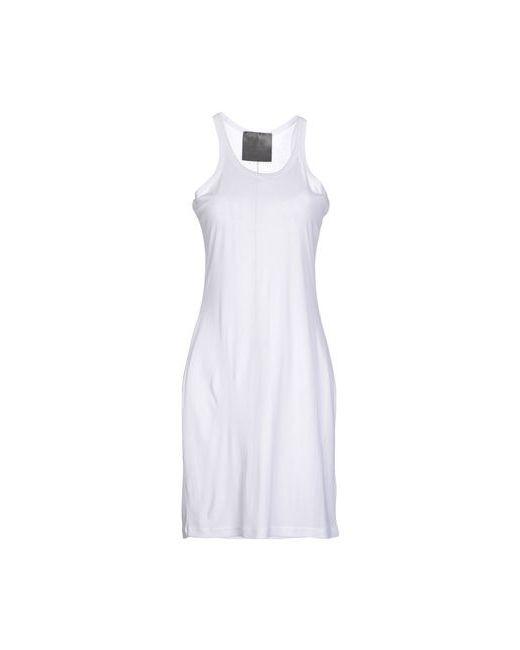 Es'Givien | Женское Белое Короткое Платье
