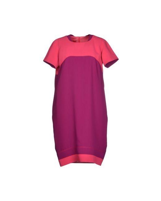 PIEDAD RODRIGUEZ | Женское Фиолетовое Платье До Колена