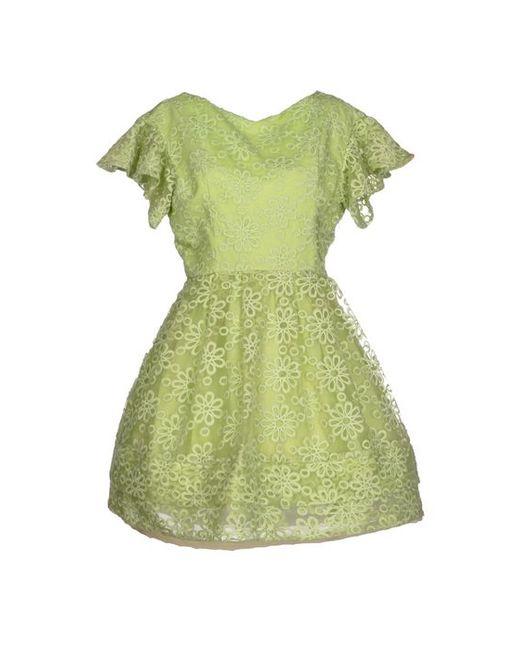 Mangano   Женское Короткое Платье