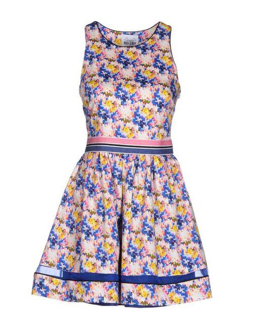 SI-JAY | Женское Короткое Платье