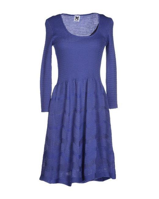 Missoni | Женское Короткое Платье