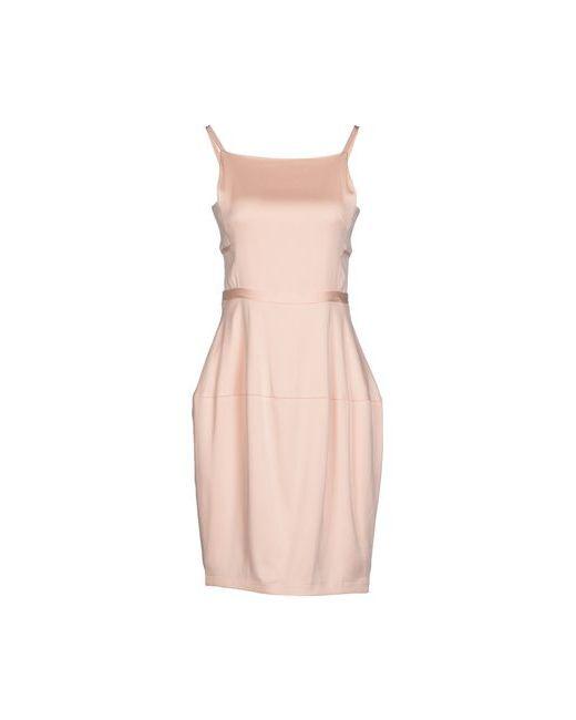 French Connection   Женское Розовое Короткое Платье