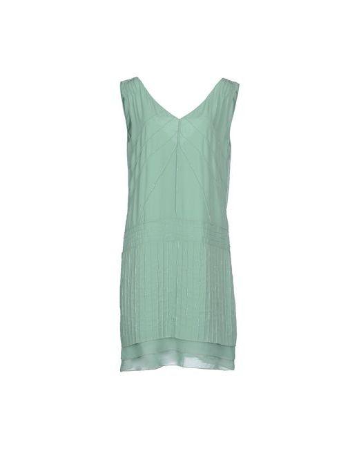 Compagnia Italiana | Женское Зелёное Короткое Платье