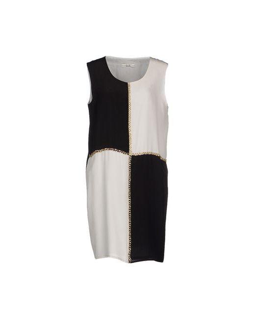 Ella Luna | Женское Белое Короткое Платье