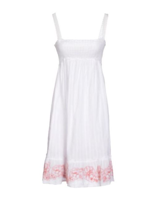 Pepe Jeans London | Женское Короткое Платье
