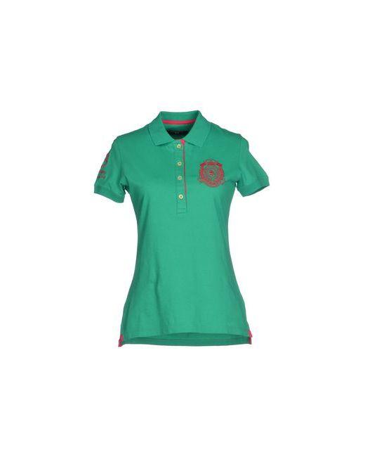 Galvanni | Женское Зелёное Поло