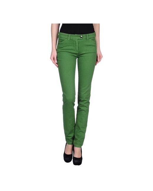 Balenciaga | Женские Зелёные Джинсовые Брюки