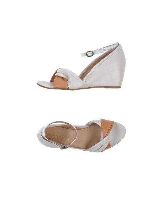 Donna Più | Женские Белые Туфли