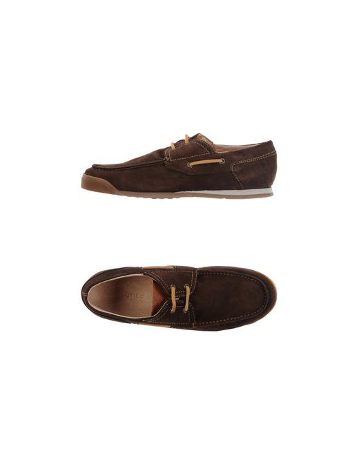 Samsonite Footwear | Мужские Коричневые Мокасины