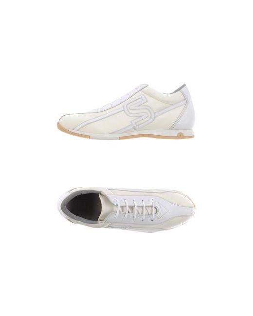Samsonite Footwear   Мужские Коричневые Низкие Кеды И Кроссовки