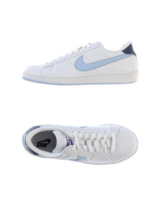 Nike | Женские Низкие Кеды И Кроссовки