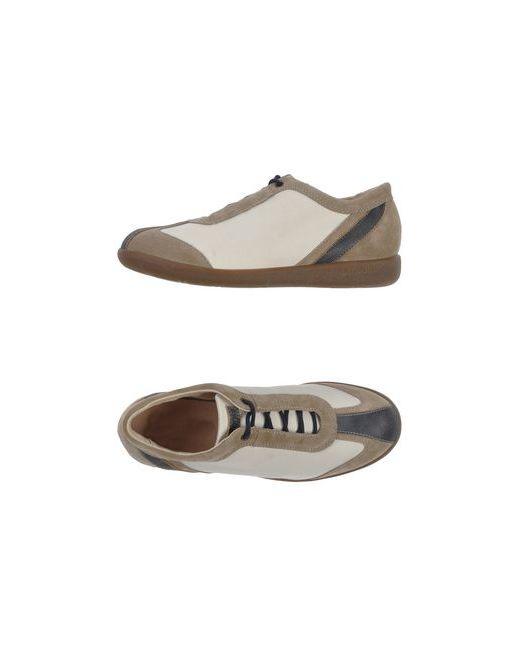 Samsonite Footwear | Мужские Слоновая Кости Низкие Кеды И Кроссовки