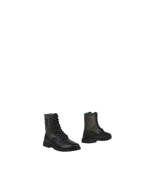 ARMANI JEANS | Мужские Полусапоги И Высокие Ботинки