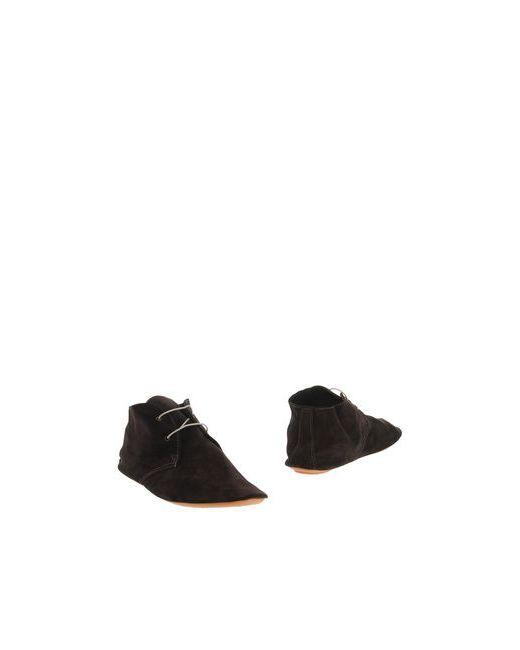 Anniel | Мужские Коричневые Полусапоги И Высокие Ботинки