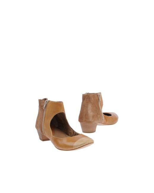 Kudetà | Женские Верблюжьи Полусапоги И Высокие Ботинки