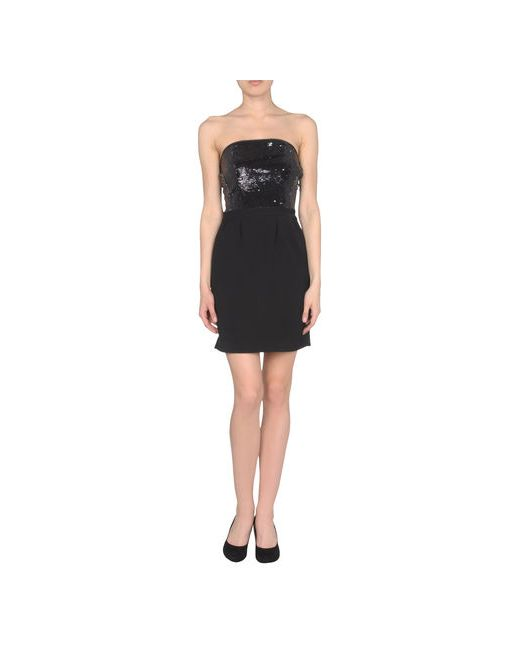 Hotel Particulier   Женское Чёрное Короткое Платье