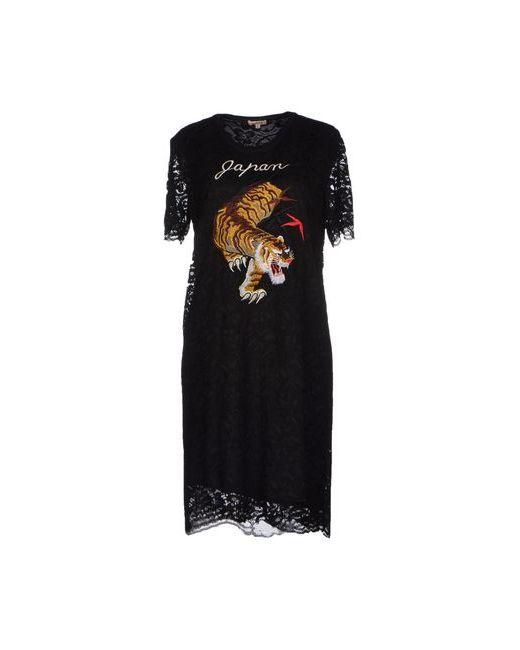 P.A.R.O.S.H. | Женское Чёрное Короткое Платье