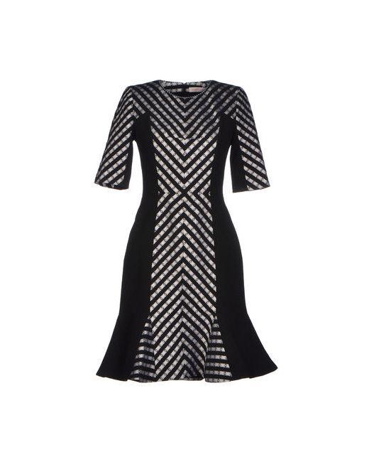 Matthew Williamson | Женское Чёрное Короткое Платье