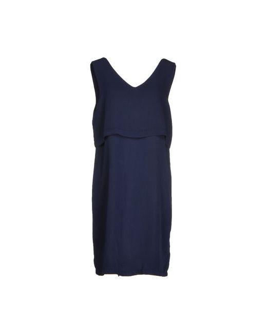 Minimum   Женское Синее Короткое Платье