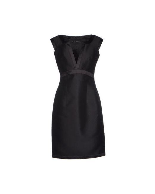Dsquared2 | Женское Чёрное Короткое Платье