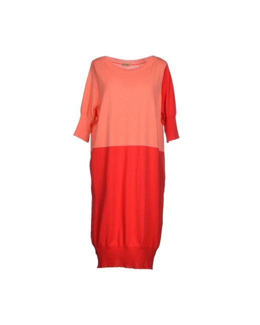 Knit Knit   Женское Платье До Колена