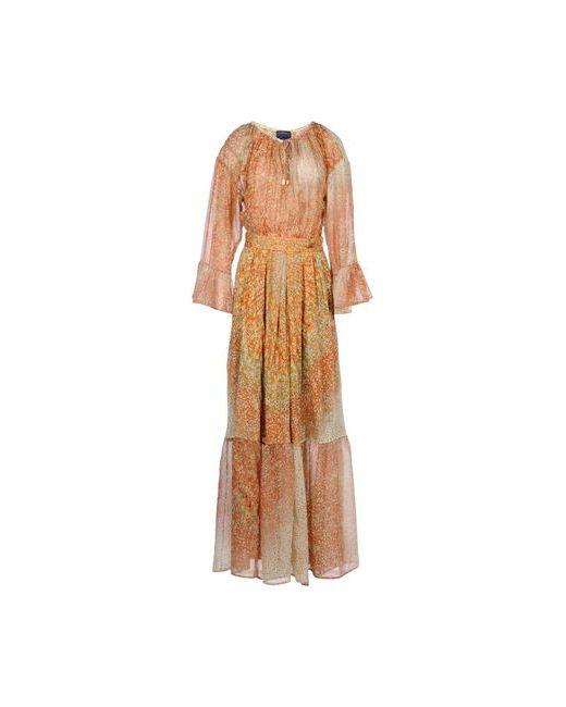 Class Roberto Cavalli | Женское Коричневое Длинное Платье