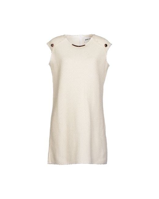 Brand Unique | Женское Белое Короткое Платье