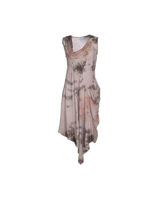 Liu •Jo Jeans   Женское Платье До Колена