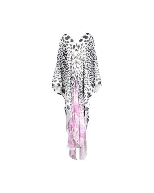 Roberto Cavalli | Женское Фиолетовое Длинное Платье
