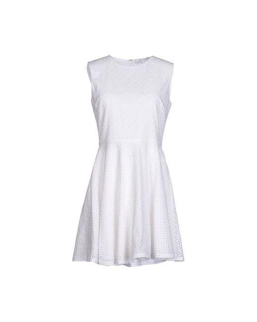Diane Von Furstenberg | Женское Белое Короткое Платье