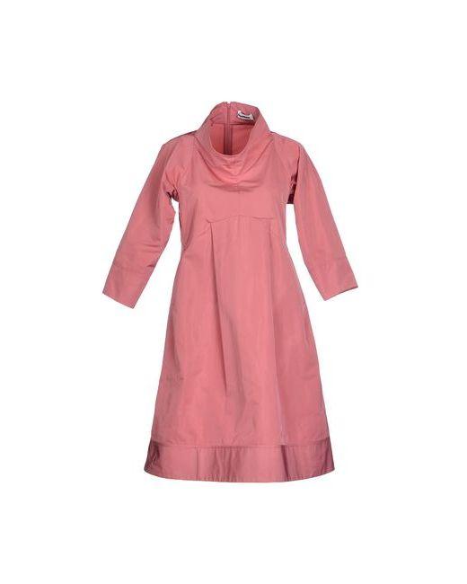 Jil Sander | Женское Фиолетовое Короткое Платье