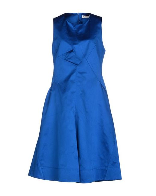 Jil Sander | Женское Платье До Колена