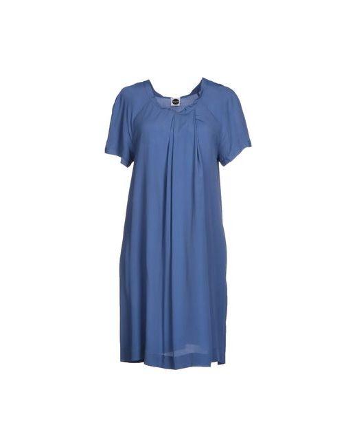 Bagutta | Женское Синее Короткое Платье