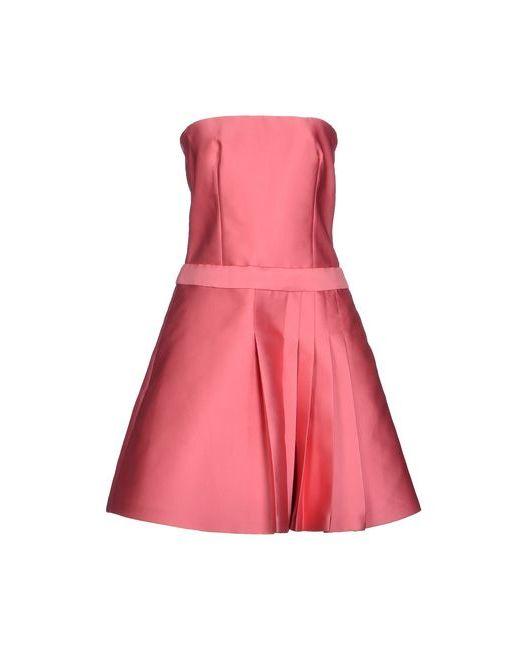 Viktor & Rolf | Женское Розовое Короткое Платье
