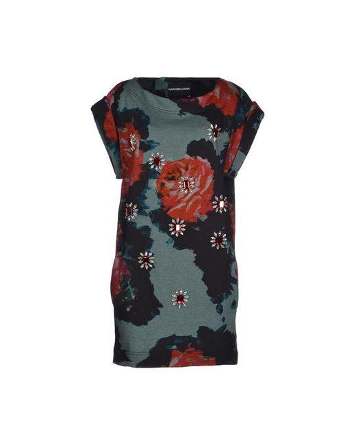 Marco Bologna | Женское Красное Короткое Платье