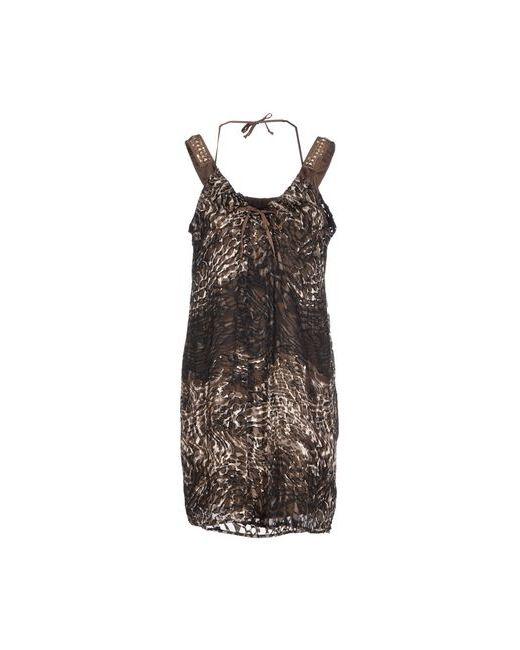 Liu •Jo | Женское Какао Короткое Платье