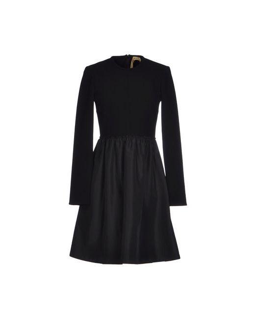 No21   Женское Чёрное Короткое Платье