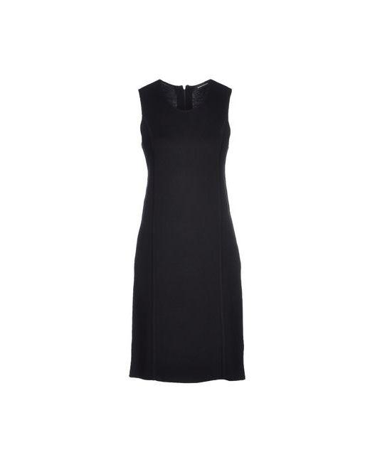 Diana Gallesi | Женское Чёрное Платье До Колена