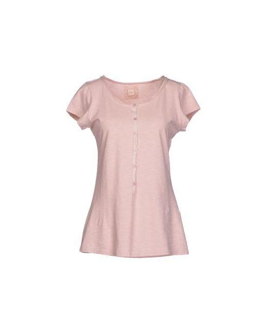 B.yu | Женская Розовая Футболка