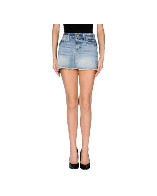 Polo Jeans Company   Женская Джинсовая Юбка