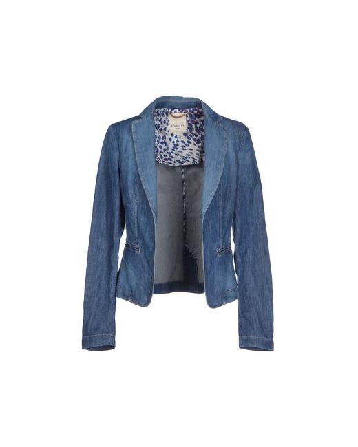 Siviglia Denim | Женская Синяя Джинсовая Верхняя Одежда
