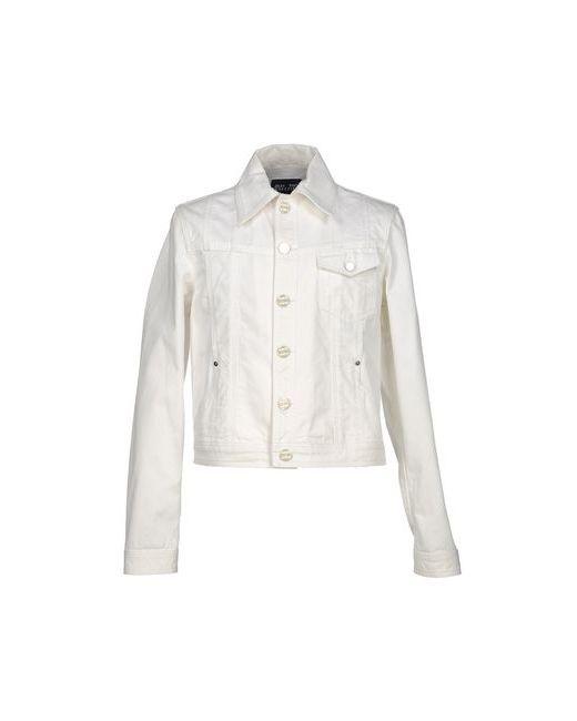 Jean Paul Gaultier | Мужская Белая Джинсовая Верхняя Одежда
