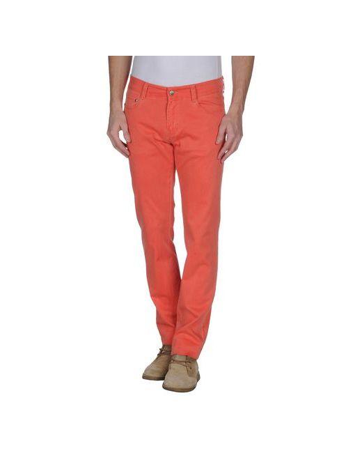 Trussardi Jeans | Мужские Коралловые Джинсовые Брюки