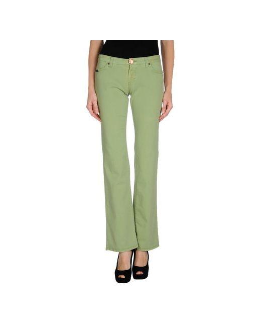Dolce & Gabbana   Женские Зелёные Джинсовые Брюки