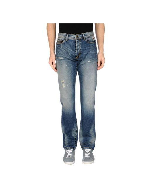 Liu •Jo Jeans   Мужские Синие Джинсовые Брюки