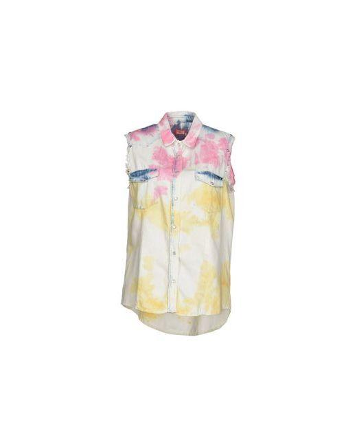 MET | Женская Джинсовая Рубашка