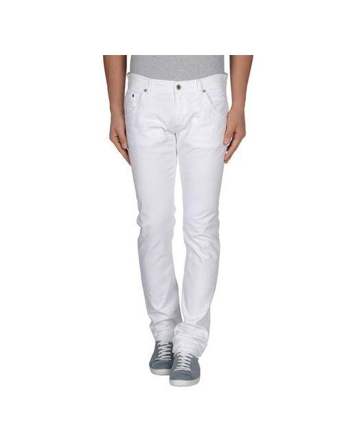 Up ★ Jeans | Мужские Белые Джинсовые Брюки